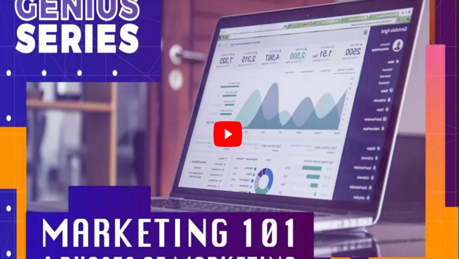 Genius Series – Amazon Product Marketing 101